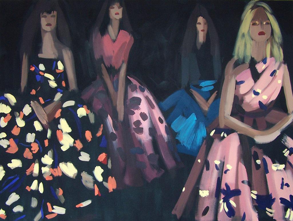 Prada dresses spring